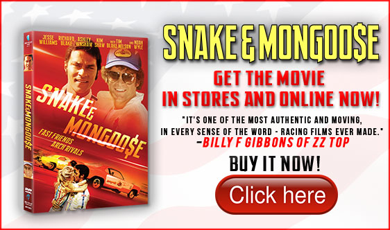 Snake and Mongoose Ad